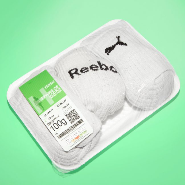 Socks – £20.00